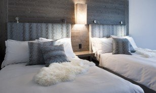 Double Deluxe room in FiftyOne by Morosani