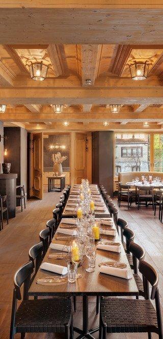 Restaurant Weihnachtsessen.Banqueting And Food Deals 4 Morosani Hotels Davos