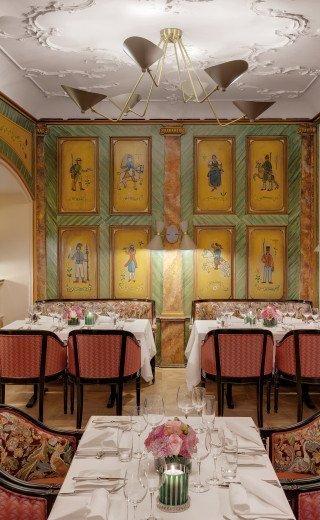 Das Pöstli Restaurant am Davos Platz | Morosani Hotels
